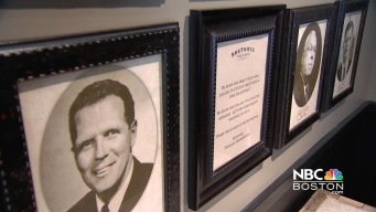 Portrait of Former Boston Mayor Flynn Stolen from Restaurant