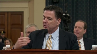 Comey: Russia's Election Influence Like How I Dislike Pats