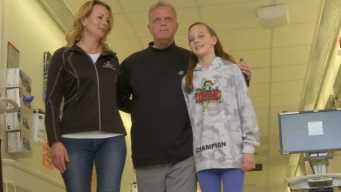 Nurse, Daughter Help Save Man at Gymnastics Meet