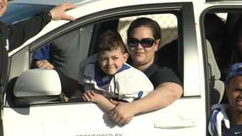 Boston Group Helps Sick Boy's Family Get New Car