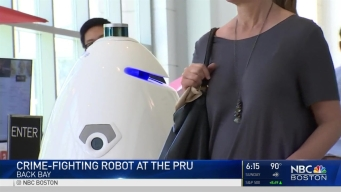 New Prudential Cop is a Robot