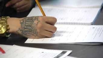 Program Pays Ex-Cons to be Full Time Students