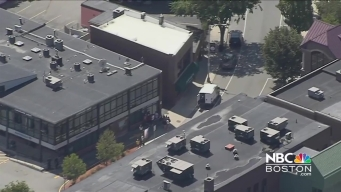 Suspicious Package Found in Reading, Massachusetts