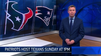 Martinez: Patriots Should Continue Domination of Texans