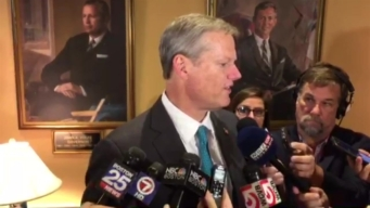 Baker on Las Vegas Shooting: Mass. in Contact With Officials