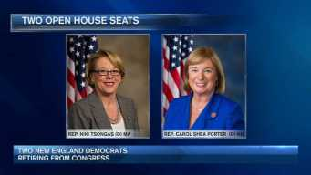 2 New England Democrats Retiring From Congress