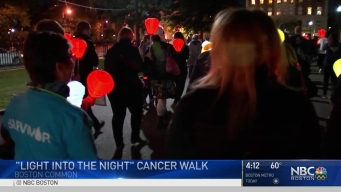 'Light Into the Night' Walk Raises Money for Cancer Research