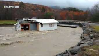 'Water Is So Powerful': House Swept Away, Destroyed in Flood