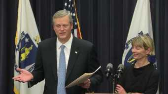 Gov. Baker Debuts New Plan to Fight Opioid Crisis