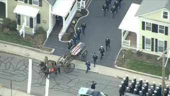 War Hero Remembered With Solemn Procession