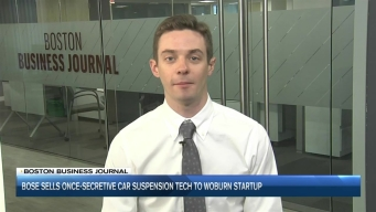 Bose Sells Car Suspension Tech to Woburn Startup