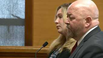 Judge's Daughter in Police Scandal in Court on Drug Charges