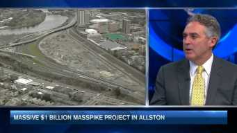 Massive $1B Mass. Pike Project in Allston