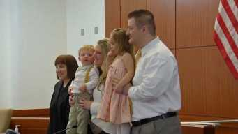 More Than 130 Kids Adopted on National Adoption Day in Mass.
