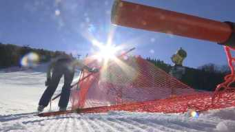 Extra Safety Measures for Top Ski Racers at Vt. Competition