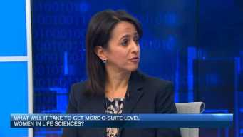 C-Suite Women and Life Sciences