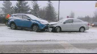 Blast of Snowy Weather Hits Vermont Hard