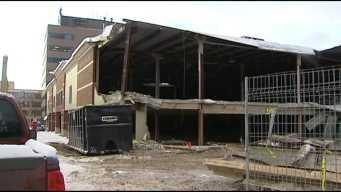 Demolition Underway on Vt. Mall, Ahead of Redevelopment