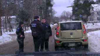 Maine Police Hand Out Gifts, Not Citations