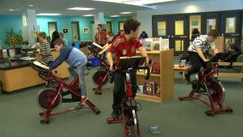 Mass. Students Learn to Love Reading Through Bikes