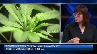 Concerns Over Federal Marijuana Policy