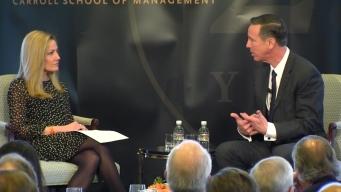 Chief Executives Club: Marriott CEO Arne Sorenson