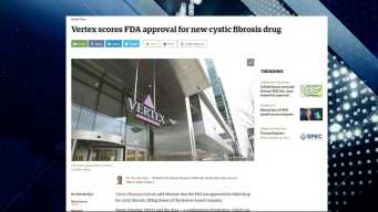 BBJ Report: FDA Approves Cystic Fibrosis Drug
