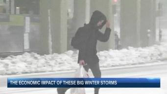 Economic Impact of Major Winter Storms