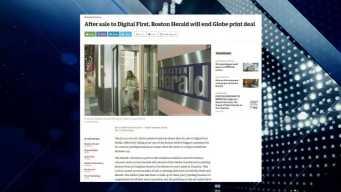 BBJ Report: Herald to End Globe Print Deal