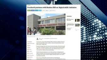 BBJ Report: Facebook Partners With Bunker Hill