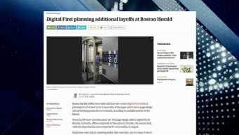 BBJ Report: More Boston Herald Layoffs Planned