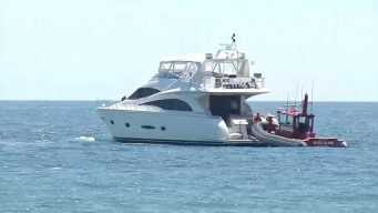 Politician Rescued by Coast Guard While Campaigning on Yacht