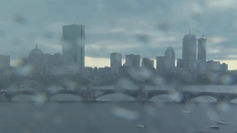 Timelapse: Severe Storms Move Into Boston
