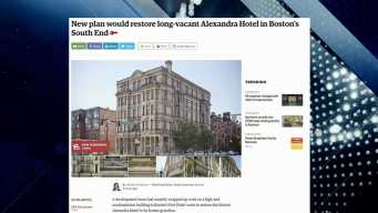 BBJ Report: Restoring the Alexandra Hotel