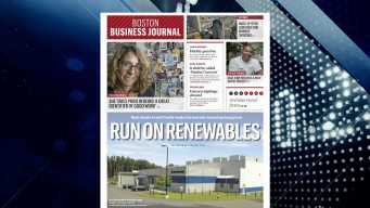 Boston Business Journal Report: Green Real Estate
