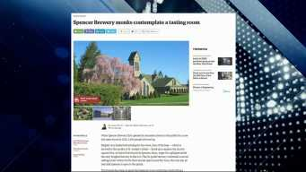 BBJ Report: Spencer Brewery Monks Contemplate Tasting Room