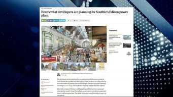 BBJ Report: Plans for Edison Power Plant