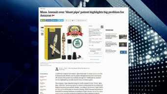 BBJ Report: Amazon's 'Blunt Pipe' Patent Problem