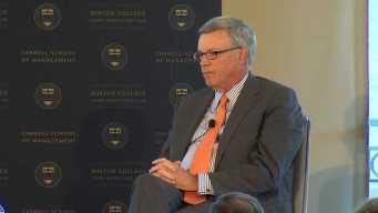 Chief Executives' Club: Alfred Kelly of Visa