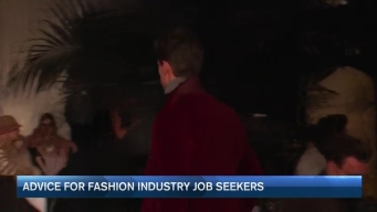 Advice for Fashion Industry Job Seekers