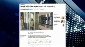 Boston Business Journal Report: More Herald Layoffs