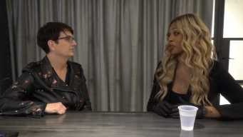 1-on-1 With Laverne Cox and Her Support for Question 3