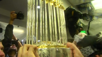 See How the Red Sox Celebrated Their Win