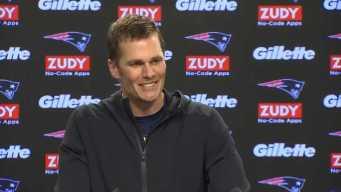 Patriots' Brady Praises Rodgers Ahead of Sunday's Game