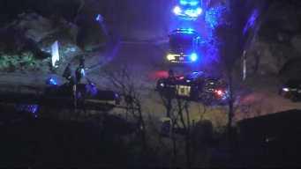 Suspect Arrested After Allegedly Firing Gun in Home