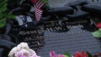 Kennebunkport, Maine Remembers President Bush
