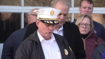 Fire Officials Provide Updates on Firefighter Death