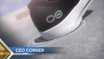 OOFOS: High Impact Absorption Footwear