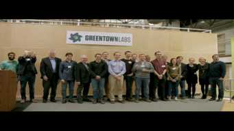 Greentown Labs: Nation's Biggest Clean Tech Incubator