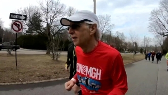 Doctor Running 28th Boston Marathon for Cancer Research